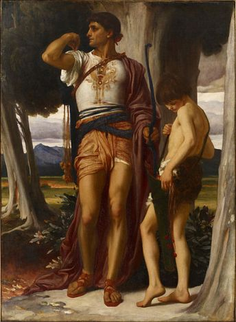 Frederic_Leighton_Jonathan's_Token_to_David