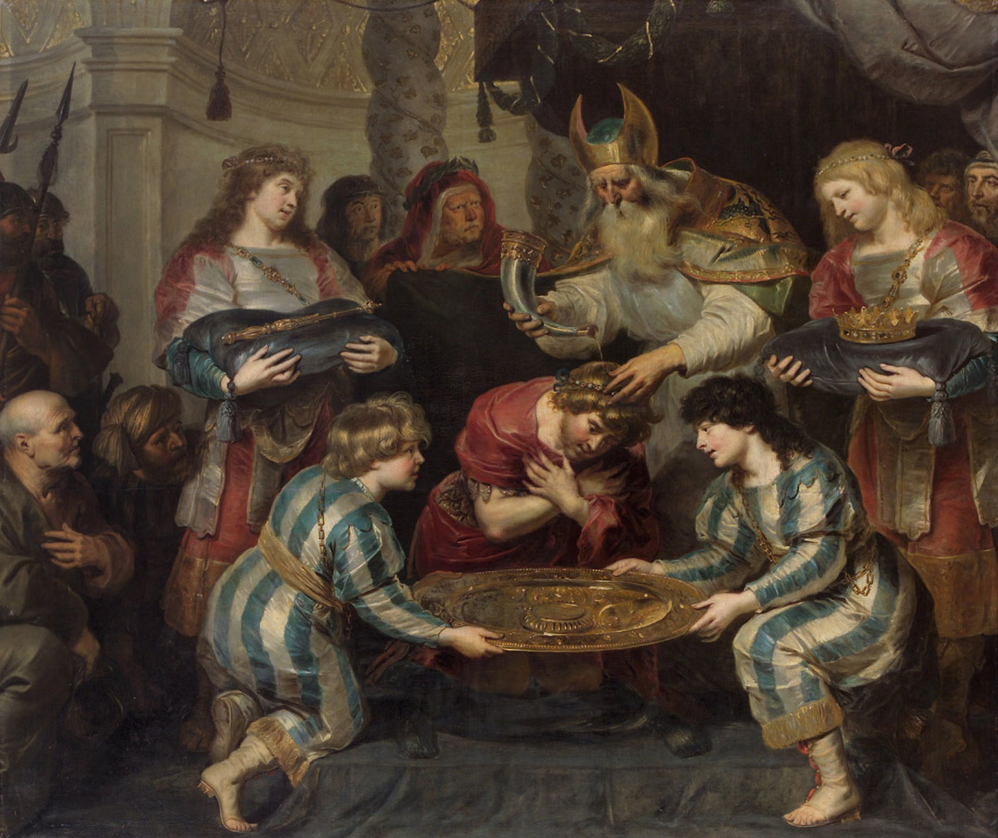 Cornelis_de_Vos_-_The_Anointing_of_Solomon