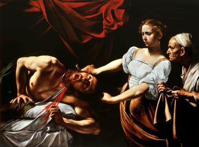 Judith_Beheading_Holofernes-Caravaggio_(c.1598-9)
